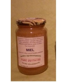 Miel Pont Du Pâtre, Pot De 500G